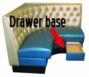 drawer base