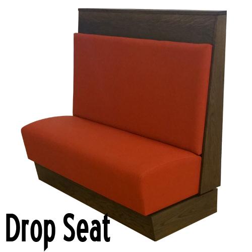 drop seat