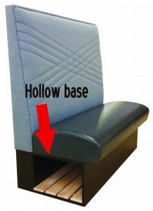 hollow base